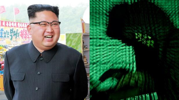 Hallan posible vínculo de Corea del Norte con ciberataque