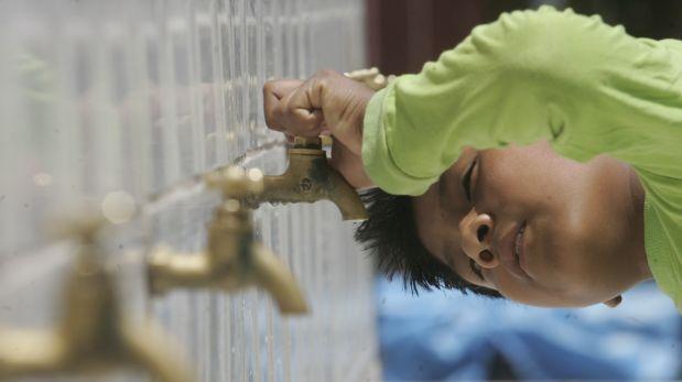 Sedapal cortará agua en Cercado de Lima el miércoles y jueves