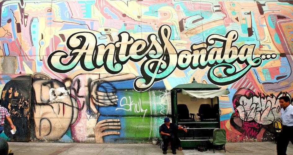 Elliot Túpac: el artista más allá de los carteles chicha [VIDEO]