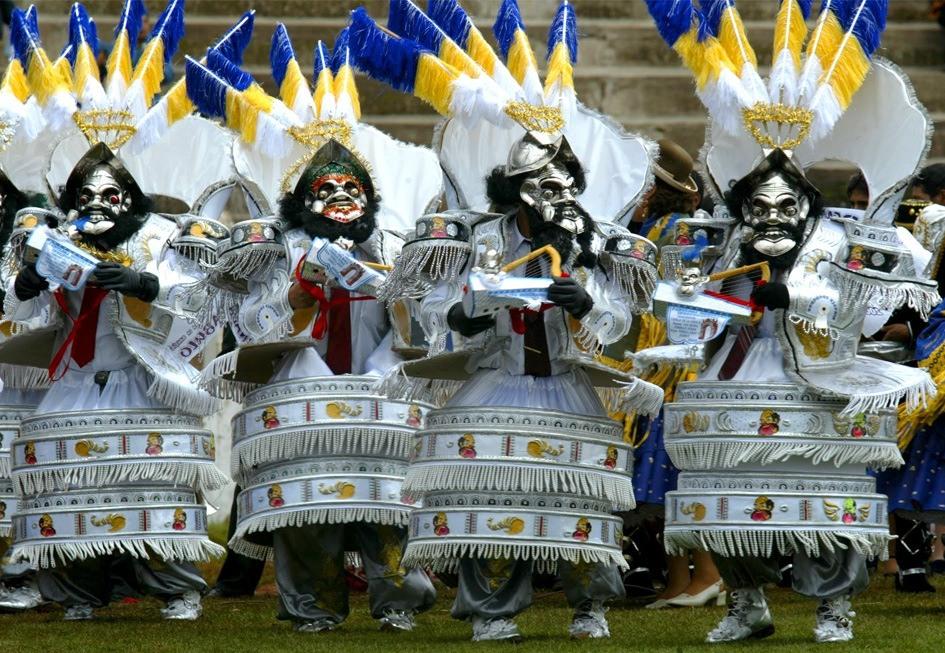 La fiesta de la Candelaria, el baile de un pueblo que celebra la vida