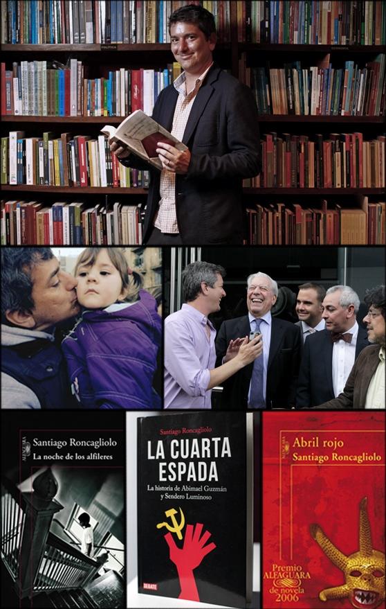 """Santiago Roncagliolo: """"Más que una vocación, escribir es mi enfermedad"""" [VIDEO]"""