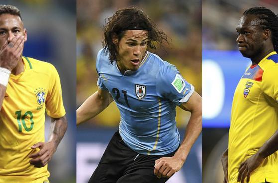 VOTA: ¿Quién es el delantero más letal en Sudamérica?