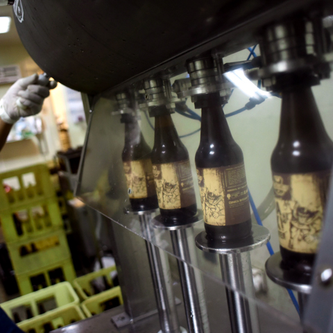 El proceso de la cerveza artesanal
