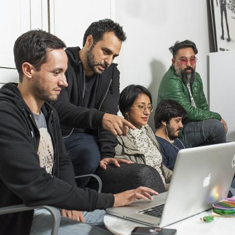 Productora audiovisual: Señor Z