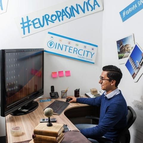 Agencia de viajes: Intercity Tours