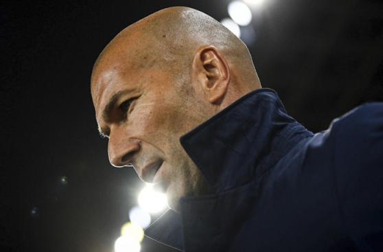 La llave del éxito de Zinedine Zidane en el Real Madrid