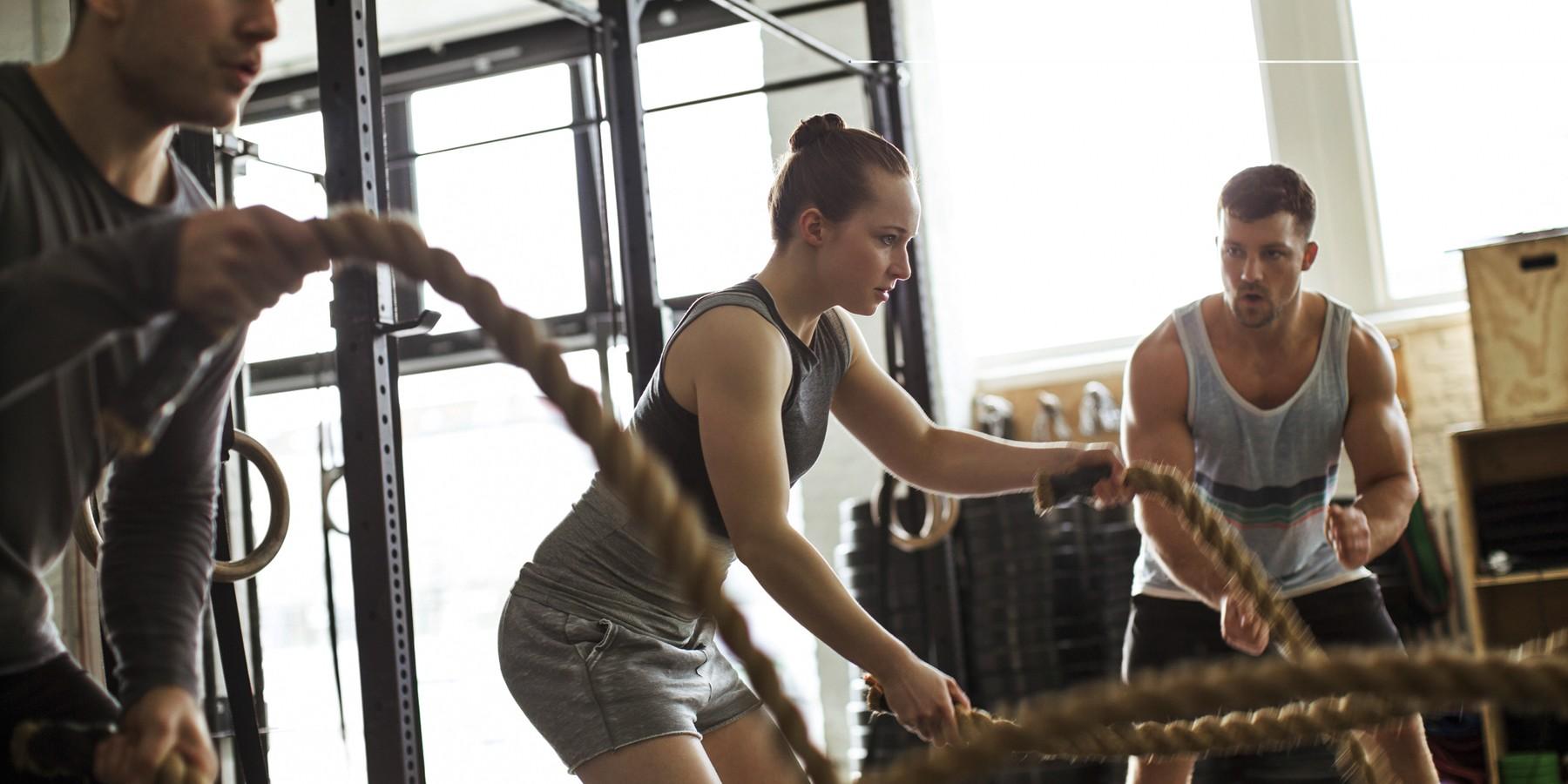 El desafío de ser más fuertes y saludables