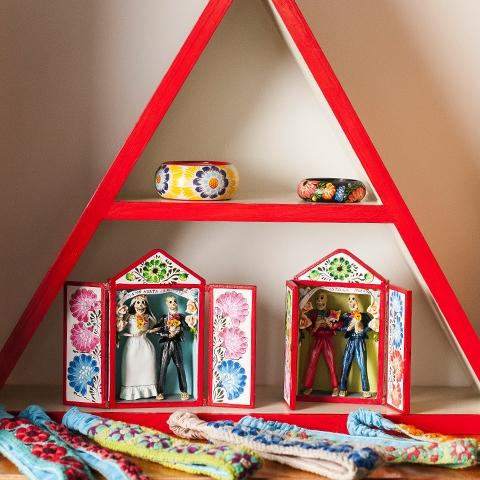 A fines de año, su oficina se convertirá en un showroom, donde se exhibirán prendas de las empresas de artesanos que han hecho su proceso de incubación con Kani.
