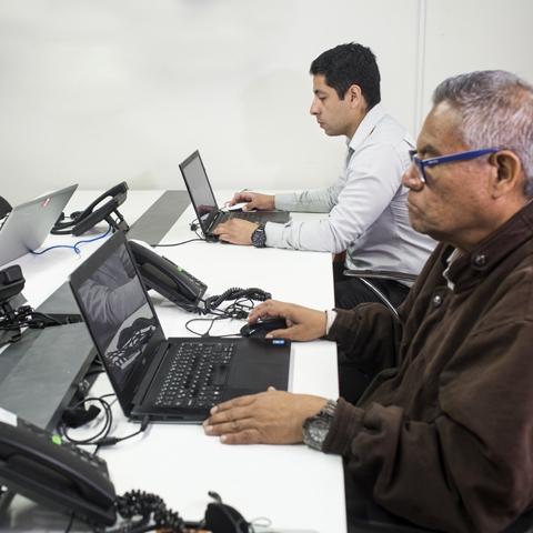 Calculan que sus ingresos crecerán 30% en el 2018. Y en ese año, esperan abrir una oficina en Colombia.