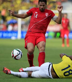 Colombia 2-0 Perú: el inicio con tropiezos en las Eliminatorias