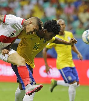 Brasil 3-0 Perú: el peor partido de la bicolor