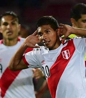 Perú 2-2 Argentina: que lo escuchen, Perú vive