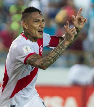 Venezuela 2-2 Perú: un empate que llegó desde abajo