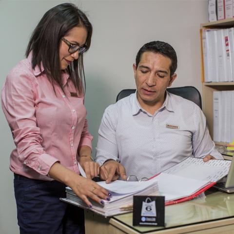 Este trabajo se hace en colaboración con International Asociation of Movers (IAM), una asociación que reúne a más de 2 mil empresas en el mundo.