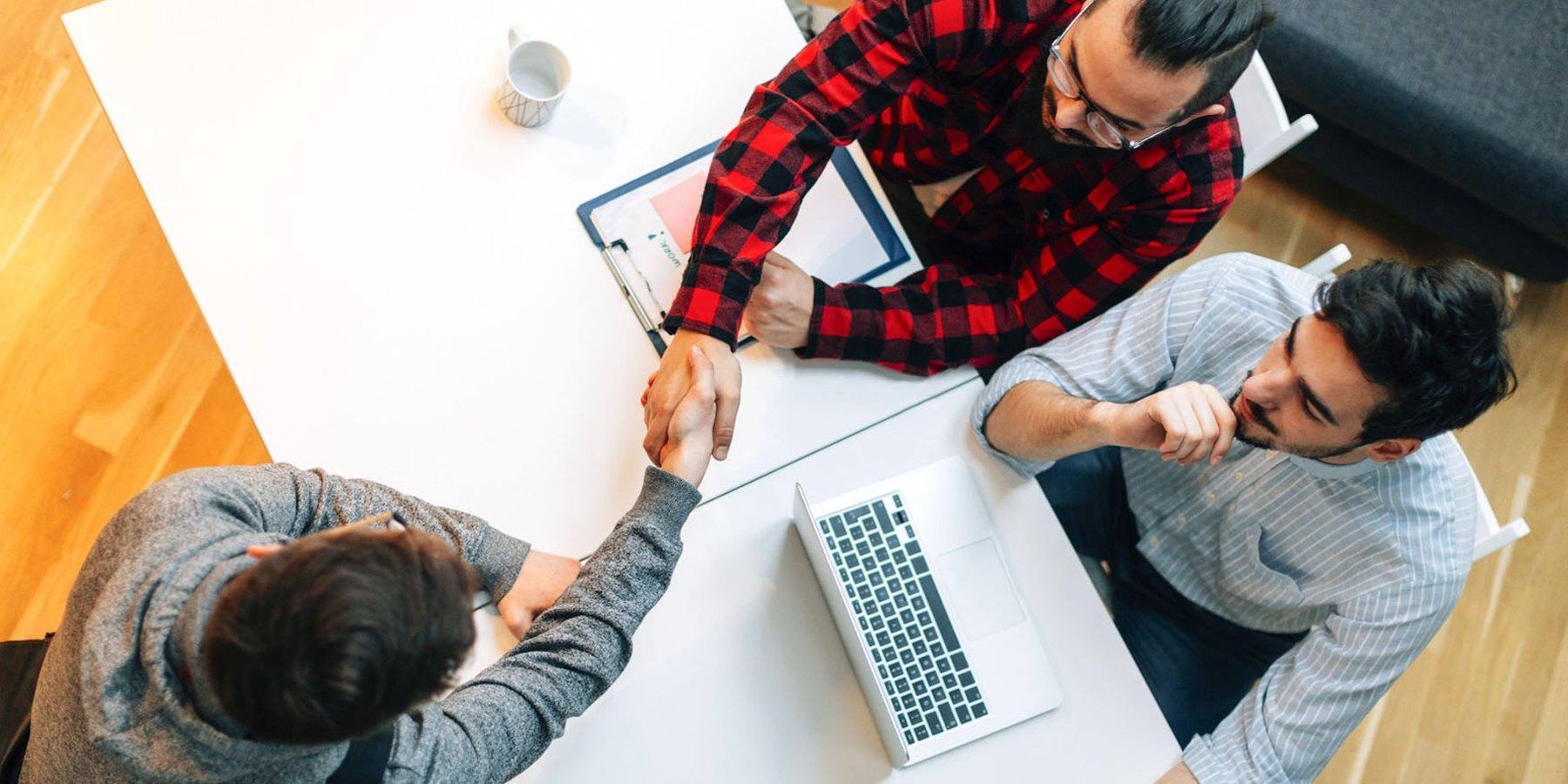 La búsqueda del primer empleo en el mundo digital