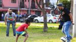 GUILLERMO CASTAÑEDA VISITA SU HUARIQUE PREFERIDO - Noticias de surquillo