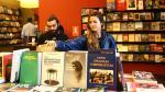 ACOMPAÑA A CAROLINA CANO EN LA BÚSQUEDA DE SUS NUEVOS LIBROS - Noticias de ramon ribeyro