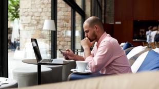 [FOTOS] Hoteles + coworking: espacios para emprendedores nómades