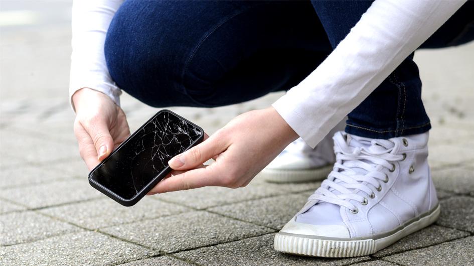 ¿Cuáles son las 5 clásicas caídas que sufren los celulares?