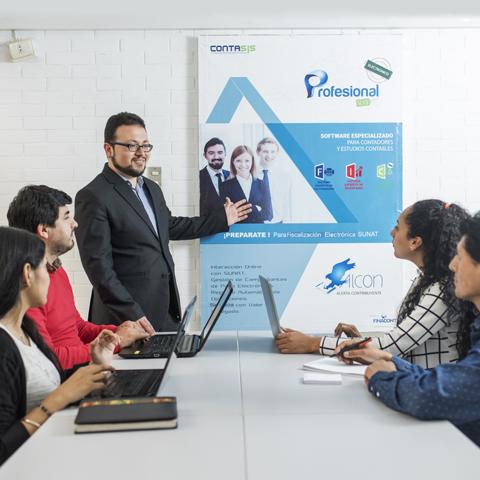 A la fecha, Finacont ha atendido al 80% de las más grandes empresas públicas del país.