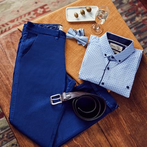 En el 2012, Creditex decidió lanzar para el mercado local su marca M.bö, una propuesta de prendas para el público masculino.