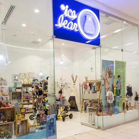 Ice Bear nació a partir de la curiosidad de Nelly por productos únicos, fuera de serie, diferentes a las clásicas opciones en rosa o celeste para niños.