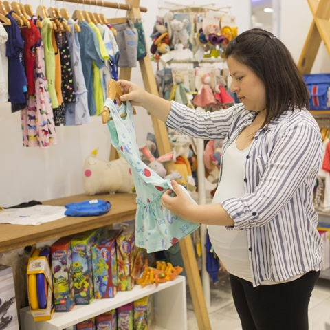 Su foco son los niños de entre 0 y 6 años con mamás modernas dispuestas a comprar algo diferente para sus hijos.