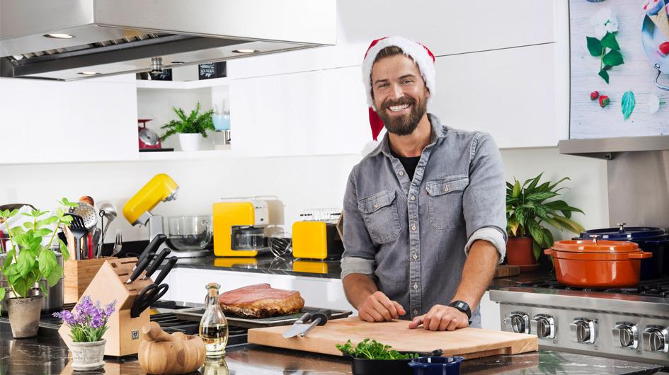 Sigue los consejos de Luciano Mazzetti y prepara una rica cena navideña