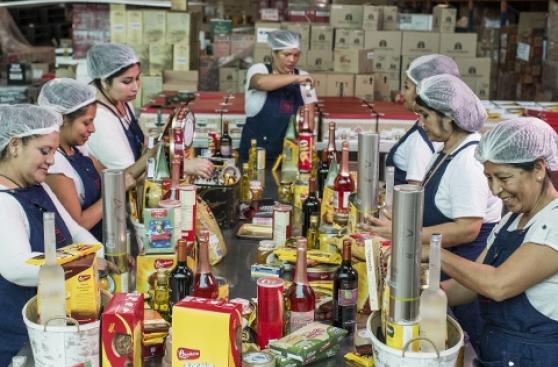 Soanpro: canastas navideñas