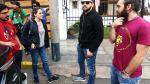 DIEGO DIBÓS Y ANDRÉS SALAS CANTAN UNA CANCIÓN CON UN UKELELE - Noticias de av. larco el musical