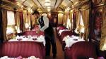 Un lujo turístico sobre las vías de un tren - Noticias de tren de lujo