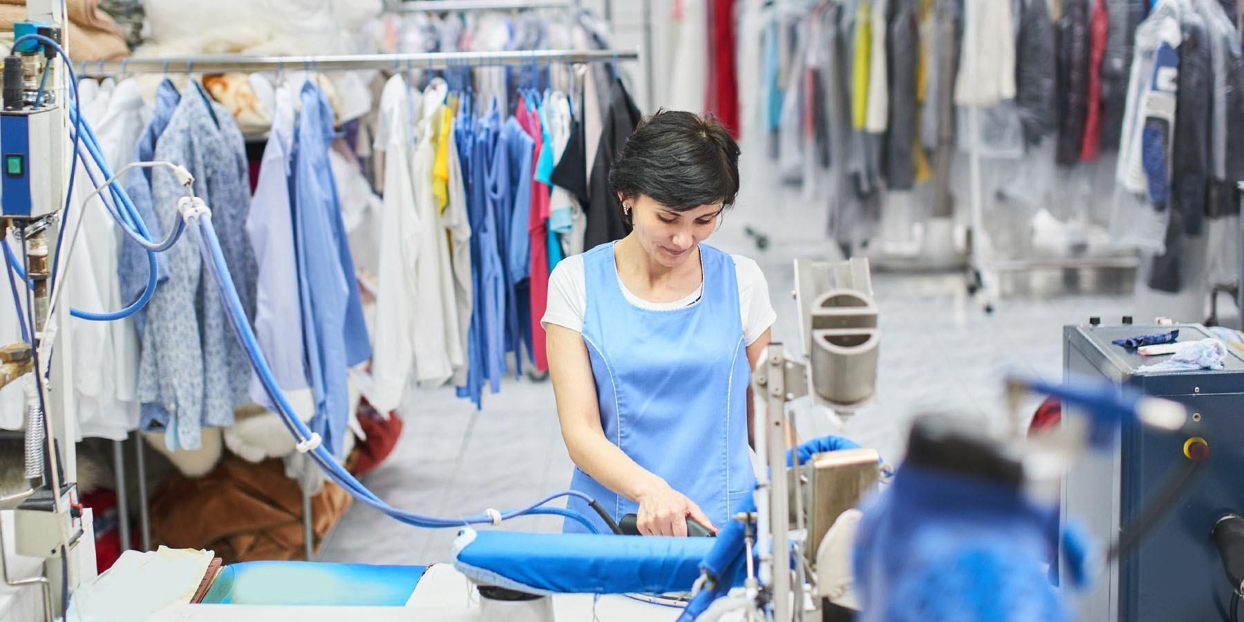 Una nueva era para la ropa limpia