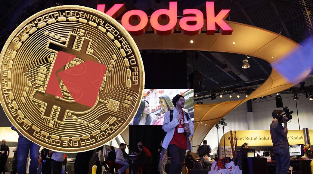Kodak presta su nombre para una nueva moneda digital: KodadkCoin