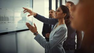 Las 12 cosas que más valoran las mujeres en el trabajo