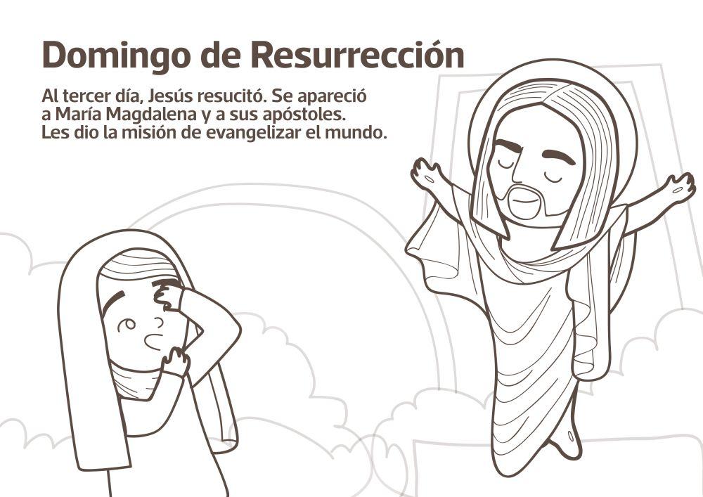 Semana Santa Para Niños Qué Se Conmemora En Estas Fechas