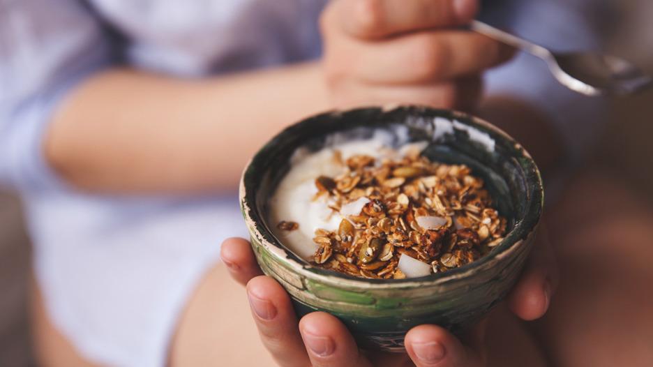 Como preparar un snack saludable