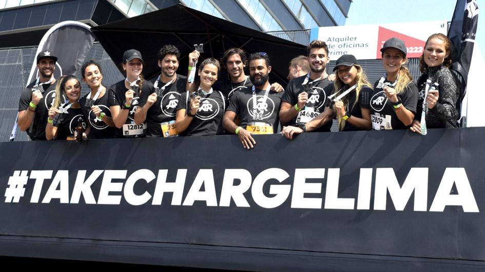 Jugando ajedrez estrecho Agnes Gray  Conoce a los grupos runners que participaron en la maratón |  MovistarLima42k2018 | El Comercio Peru