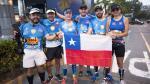 [FOTOS] Conoce a los grupos runners que participaron en la maratón - Noticias de 20 años