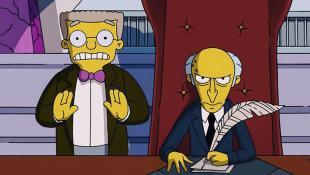 [FOTOS] Los Simpsons: 10 personajes que destacan en los negocios