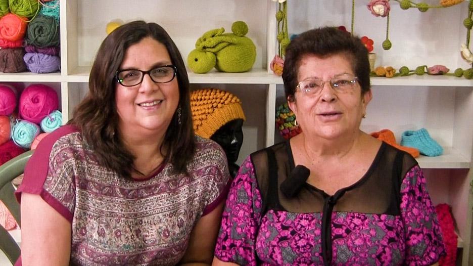 [VIDEO] Tejiendo Perú:  el amor de madre e hija hecho tejido