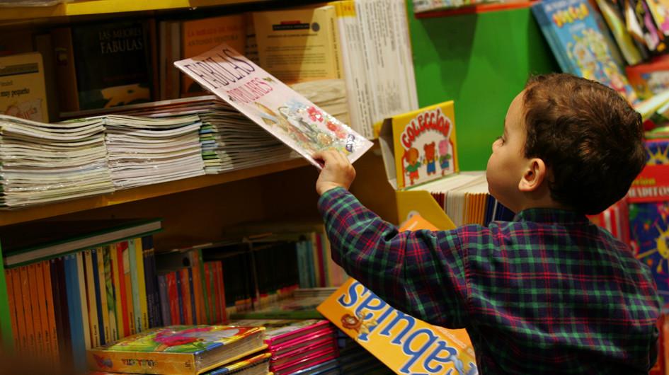 3. Lúpas. Un recorrido por una librería especializada en niños y literatura infantil podría ser el inicio de un viaje por la imaginación. Otras librerías con áreas para niños son Íbero (Larcomar), El Virrey, Crisol y Librería Sur.