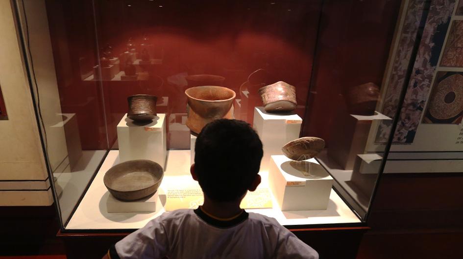 4. Museo de Arte Contemporáneo (Barranco). Recorrer museos no solo es una forma de aproximarse al arte. Existen actividades para niños que los ayudan a relacionarse con el artista que llevan dentro.