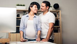 ¿Tendrás un bebé? Organízate y ahorra antes de que nazca