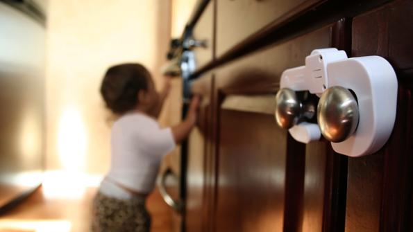 Aprende a convertir tu casa en un lugar seguro para tus hijos