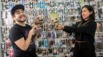 [FOTOS] Conoce a estos tres coleccionistas de corazón - Noticias de cómics