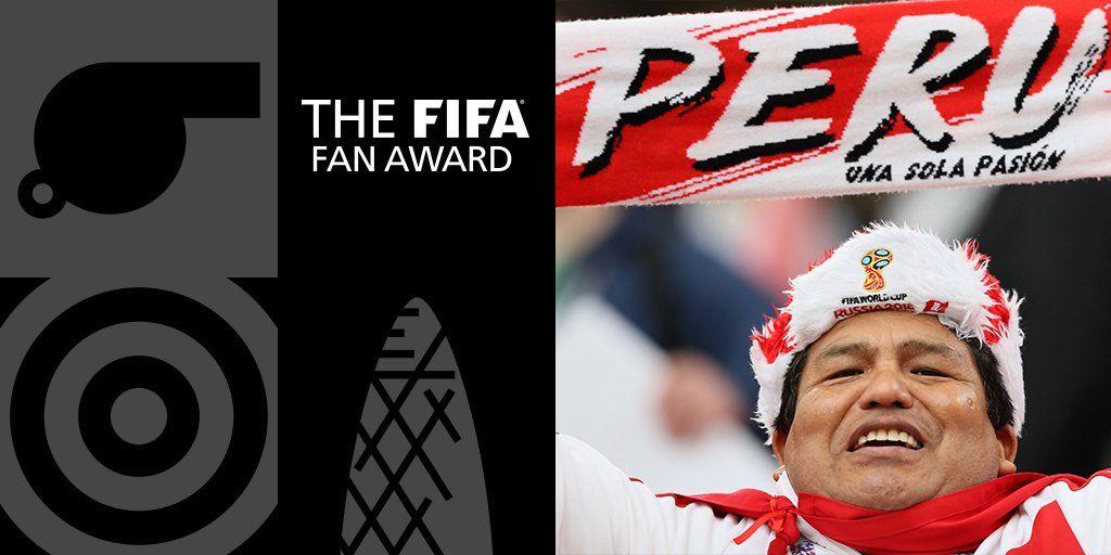 FIFA The Best EN VIVO: fanaticada peruana ganó el Premio a la Afición 1713612