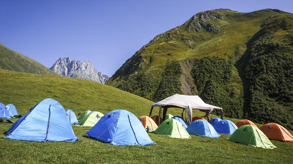 [FOTOS] 8 destinos ideales para acampar en el Perú