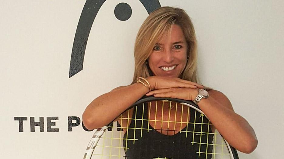 [VIDEO] Karim Strohmeier: fuerza y estrategia para jugar tenis