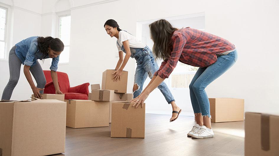 ¿Te mudas? 7 cosas que debes saber si vives con roomates