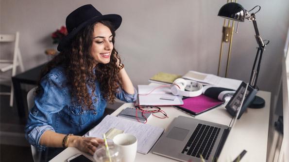 ¿Trabajas desde casa? 5 estrategias para una mejor organización